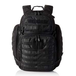 5.11 Tactical Rush 72 color negro