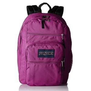 Mochila JanSport Big Student color rosa