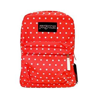 Mochila JanSport Superbreak lunares