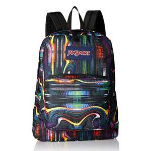 Mochila JanSport Superbreak multicolor