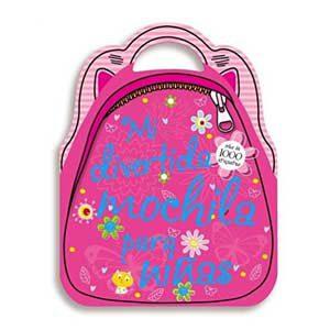 Mi divertida mochila para niñas