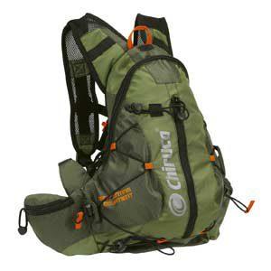 Mochila Chiruca Trail 11 litros, verde