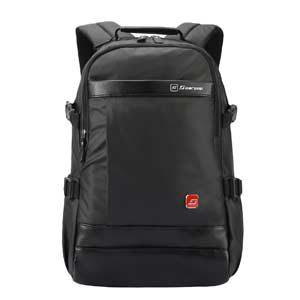 Mochila Soarpop color negro para portátil