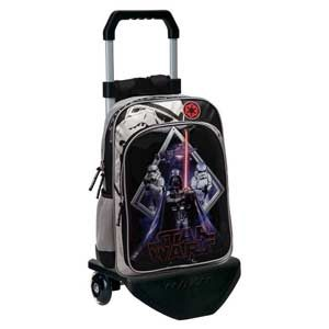 Mochila Star Wars adaptable a carro