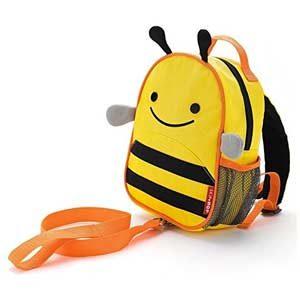 Mochila infantil de abeja