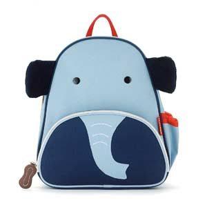 Mochila infantil de elefante
