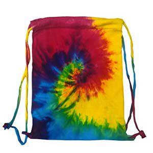 Mochila saco multicolor