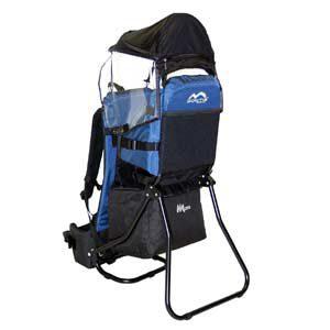 Montis Move, mochila portabebés de senderismo