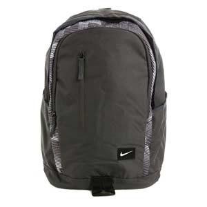 Mochila Nike All Access Soleday gris/negro