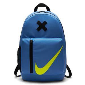 Mochila Nike Elmmtl Bkpk, color azul