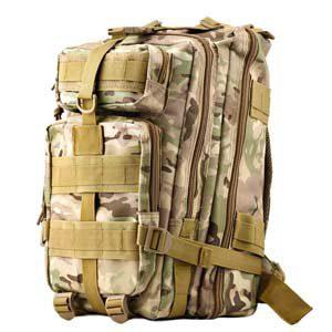 Mochila militar camuflaje