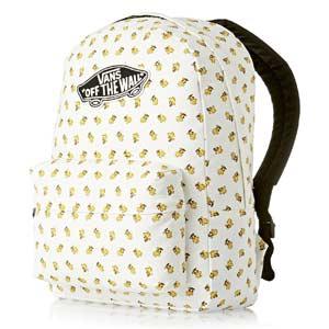 mochilas juveniles escolares vans