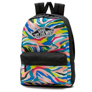 mochila mujer vans escolar