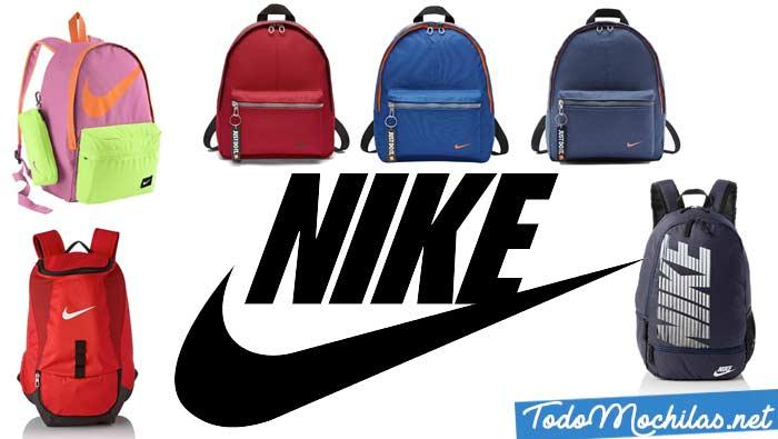 brillante piel estornudar  ➤ Mochilas escolares Nike 2018/2019 - Todomochilas.net