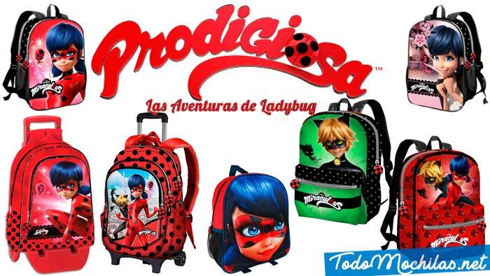 Mochilas Ladybug
