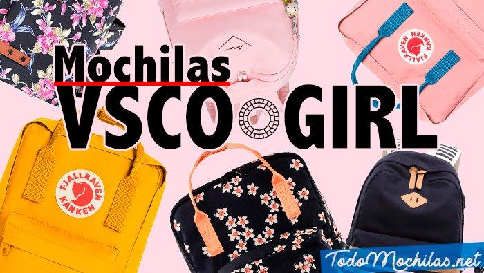 Mochilas Vsco Girl