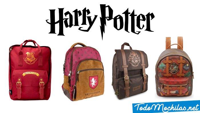 Mochilas Harry Potter