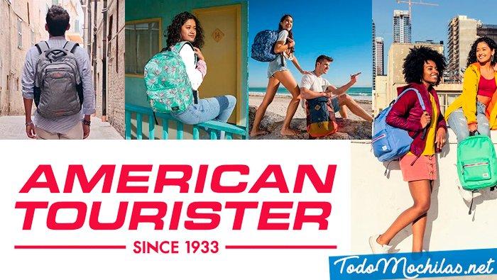 Mochilas American Tourister