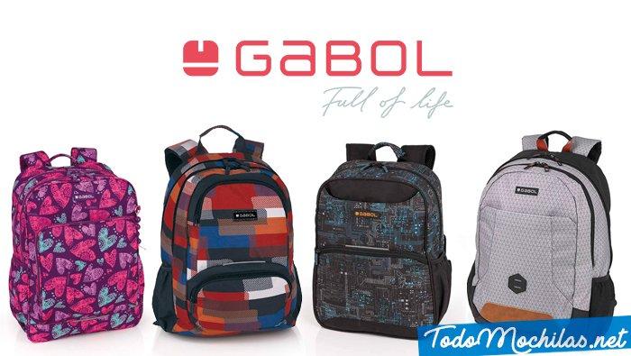 Mochilas escolares Gabol
