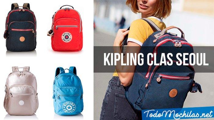 Mochila Kipling Clas Seoul